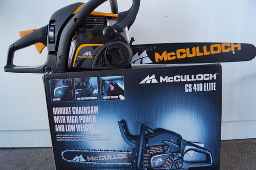 Mc Cullock CS410 Elite